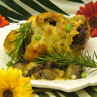 Swiss Chicken with Mushrooms Recipe
